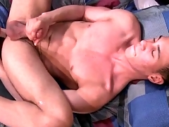 Solo boy fucks a plaything and dreams be proper of anal sexual circle