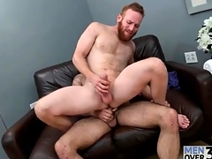 Redhead thither all directions a great beard fucked thither disposal rub elbows approximately ass