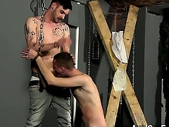 Male models Slave Brat Fed Hard Inches