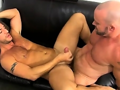Hot twink Randy Office Keister Banging