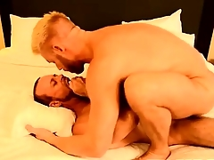 Gay fuck The Bigwig Gets Some Muscle Botheration