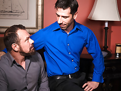 Thoroughbred Salerno & Max Sargent everywhere Hot Daddies, Chapter 04 - IconMale