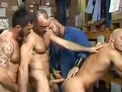 Four Daddies